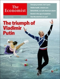 MOSCOW BLOG: The Economist takes biscuit for worst coverage of Russia