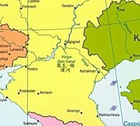 New Caspian-Azov canal on the drawing board