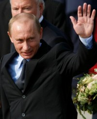 COMMENT: Spry Putin doesn't rule out return to power in 2012