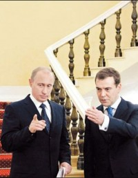 COMMENT: Medvedev's multiple challenges