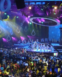 Eurovision fever hits Belgrade