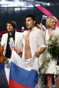 Moscow to host Eurovision in 2009 as Russia scoops prize