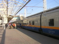 Kazakh rail on track for private money