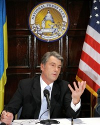 Yushchenko sees new Ukraine polls as coalition with PM not possible