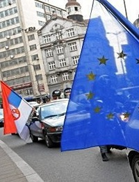 Czechs to accept Serbia's bid for EU candidacy
