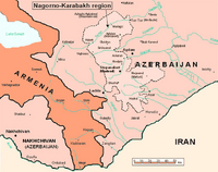 Slow progress in latest Nagorno-Karabakh negotiations
