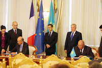 Kazakhstan to create its own space industry with help from Europe