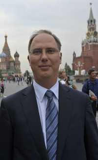 INTERVIEW: Kirill Dmitriev - CEO of Russia's new sovereign wealth fund