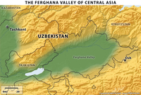 Cracks appear in Central Asia's fragile states