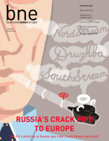 Russia's crack pipe to Europe