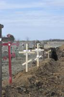 Debaltseve counts its dead – and blames Ukraine