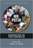 "BOOK REVIEW: ""Mr Putin: Operative in the Kremlin"" – an updated version"