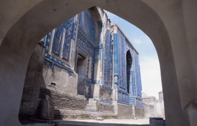 City of the Dead in Samarkand