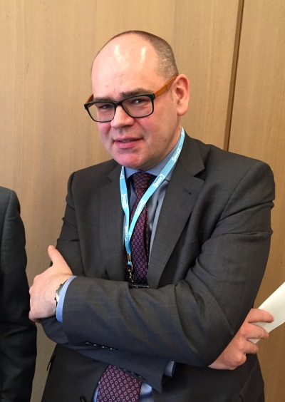 bnePeople Russia CEE Jan Williems, vice president of market development at Clearstream Holding
