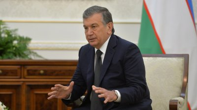 Mirziyoyev's dash for reform
