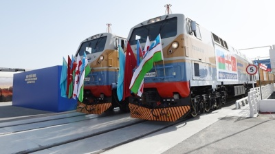 "Caucasus ""golden triangle"" cooperation steams ahead"