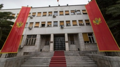 Skirmish in Montenegro parliament delays vote on power sharing deal