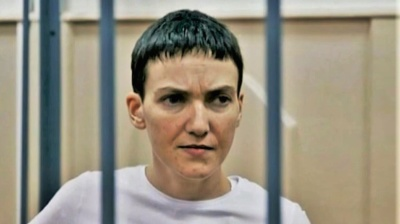 Ukrainian pilot Savchenko sentenced to 22 years over killing of Russian journalists