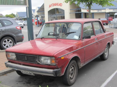 The iconic Lada is back as Russia's best-selling car