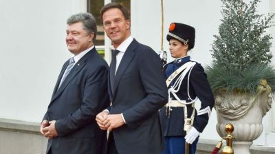 Dutch PM seeks compromise on Ukraine-EU association deal