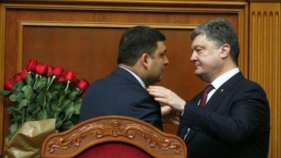 Groysman appointed Ukraine's new prime minister, clears first hurdle