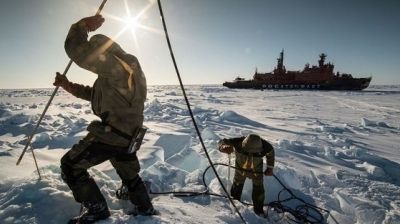 Russia's Arctic regions set hopes on energy exploration drive