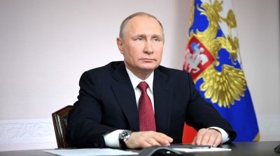 Russian President Vladimir Putin expected to be nominated as a presidential candidate in November