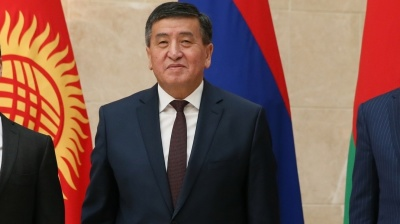 Kyrgyz president fires government after parliament's vote of no confidence