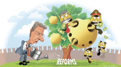 Kudrin report finds only third of Russia's planned reforms implemented