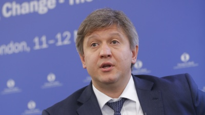 INTERVIEW: Ukraine's new finance minister hits all the right notes at EBRD