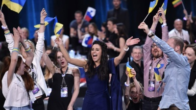 MOSCOW BLOG: Eurovision's odd odyssey to geopolitics in spandex
