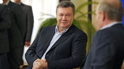 Interpol takes Ukraine's ex-president Yanukovych off wanted list