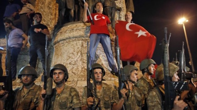 Turkey declares three-month state of emergency