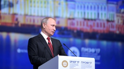 Putin calls for development of Russia's digital economy