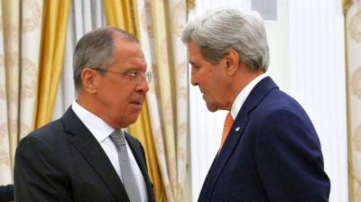 Anti-terrorism central to Kerry talks in Moscow after Nice attack