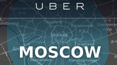 Uber revs up in Russia as Sberbank invests in ride-sharing app