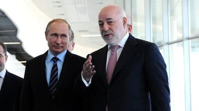 Bribery probe launched against businesses of Russian tycoon Vekselberg