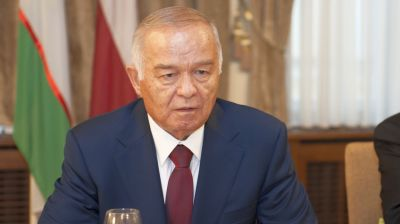 CENTRAL ASIA BLOG: Meeting Mr Karimov