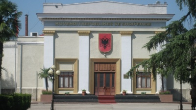 Albanian parliament adopts judicial reform package after last minute delay