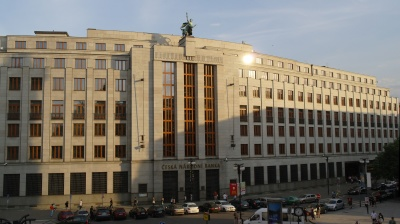 Czech National Bank shutters Russian exports lender ERB