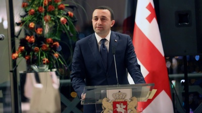 Georgian prime minister resigns 10 months ahead of parliamentary election