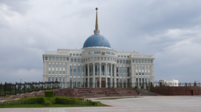 "UPDATED: Replacement of Kazakh central bank chief not seen solving ""institutional"" problems"