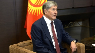 Kyrgyz voters back constitutional amendments in referendum