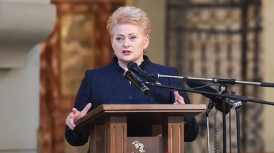 Lithuanian president asks Peasants Party to form new government