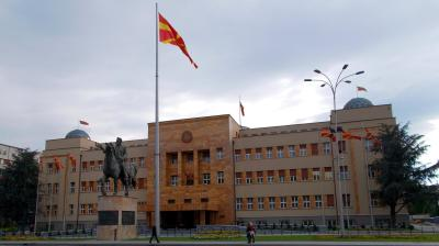 Political parties seek ways for Macedonian assembly to reconvene