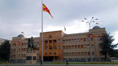 Macedonia's parliament dismissed ahead of June 5 general election