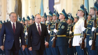 Turkish-Russian row tests Kazakhstan's loyalties