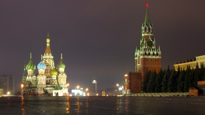 COMMENT: Russia not quite so bad