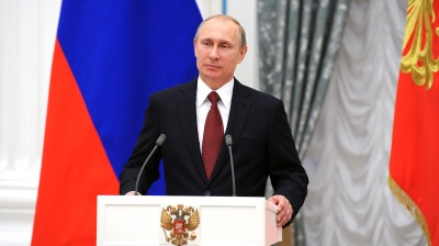 Putin's approval rating reaches all-time high of 90%