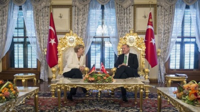 COMMENT: Turkey-EU talks are all about visas